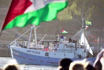 Interception de la flotille de la liberté par les forces israéliennes : une nouvelle violation du droit international que doit condamner la France !