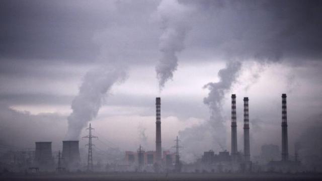 Lyon touchée par la pollution aux particules fines