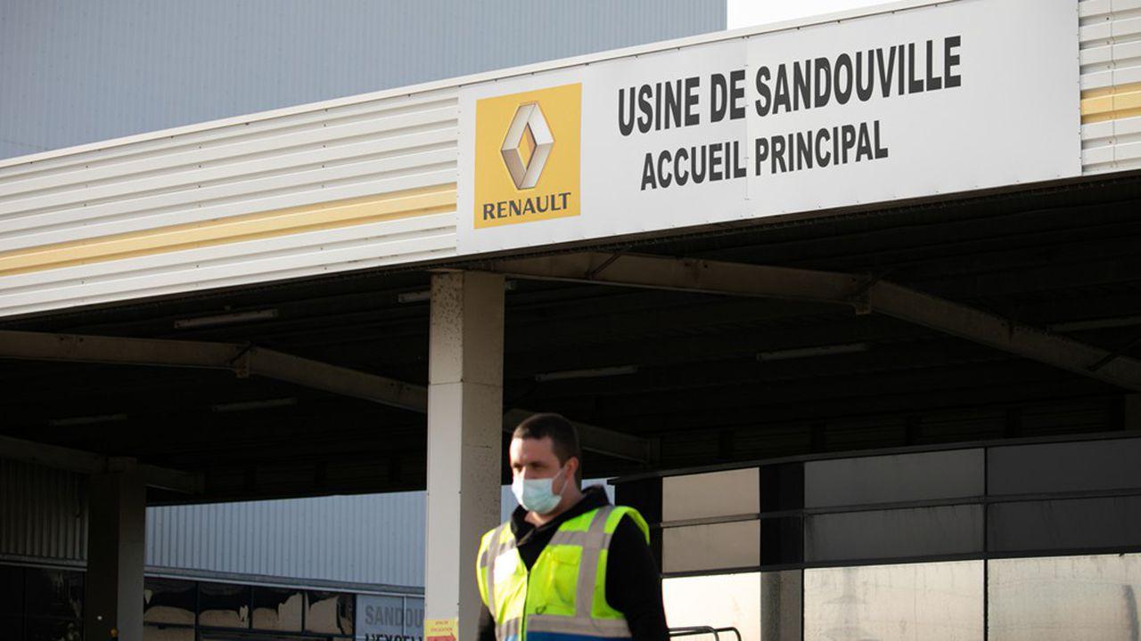 La CGT Renault Sandouville réplique !