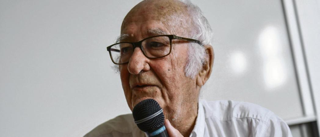 Paul Fromonteil, communiste poitevin ouvert sur le monde nous a quitté