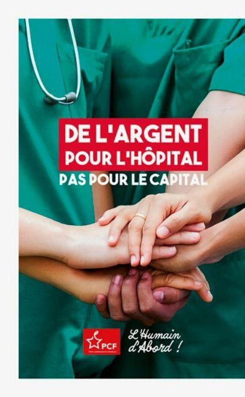 """Création d'un comité de mobilisations pour la santé et la Sécurité Sociale sur le territoire """"des Lônes et coteaux"""" du Rhône le 27 Août."""