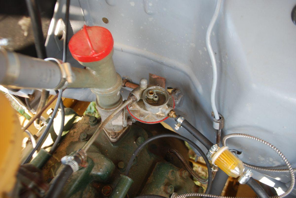 crédit photos alain Chaussade - Maultier, Stug, bren et avatars de carburation.