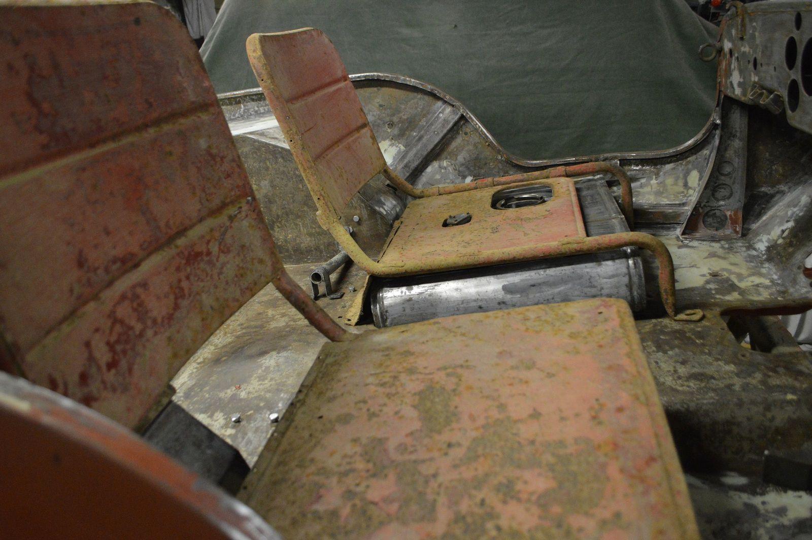 crédit photos : Alain Chaussade - rénovation caisse Wyllis