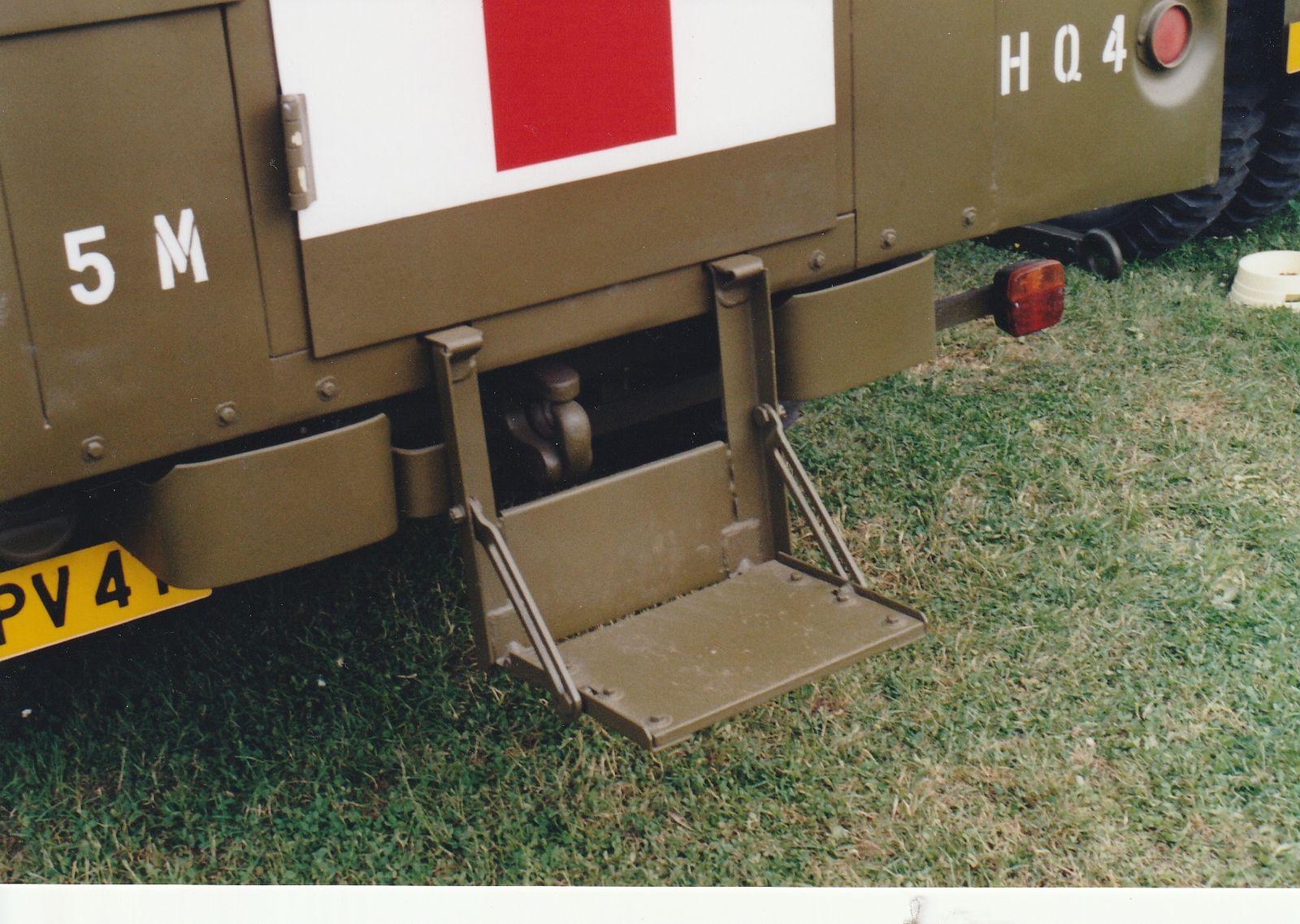 crédit photo : alain Chaussade : WC KD 64 mormandie 2004 Isigny sur mer