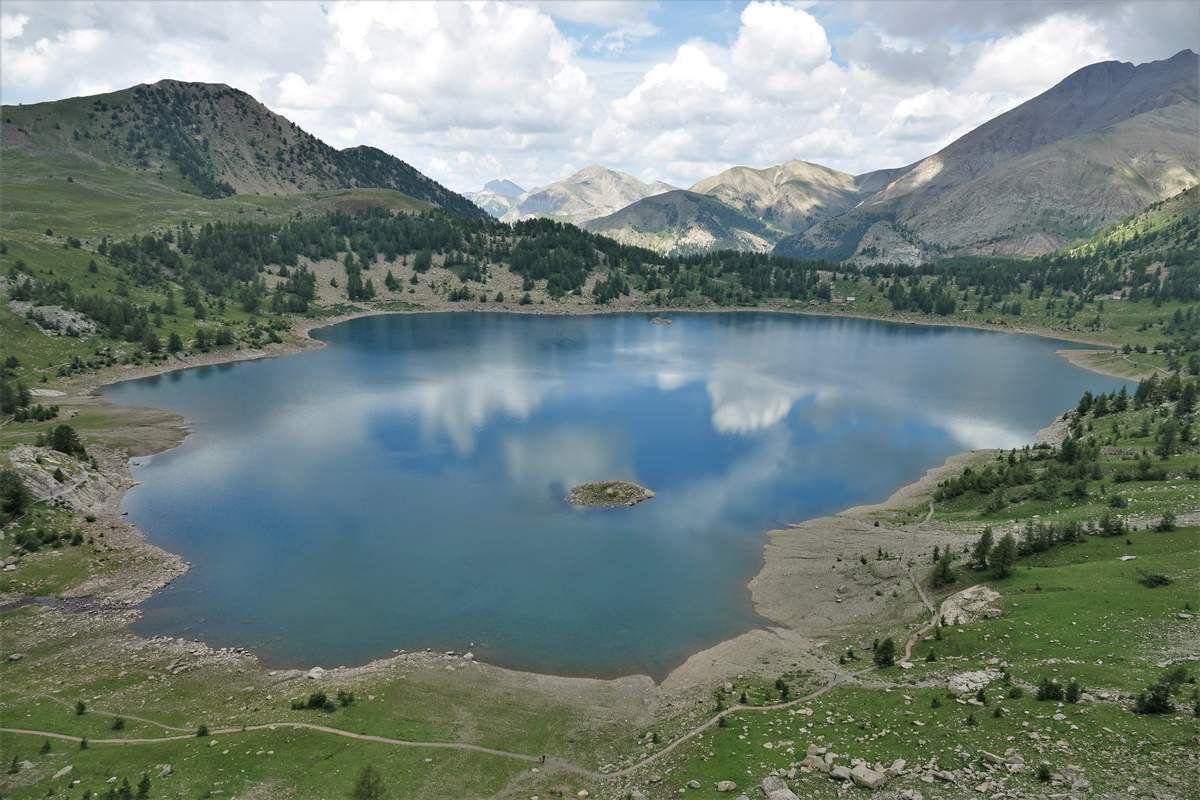 Sommets des Garrets, Sommet du Lausson; Montagne de l'Avalanche; Tête du Lac; Tour Orientale