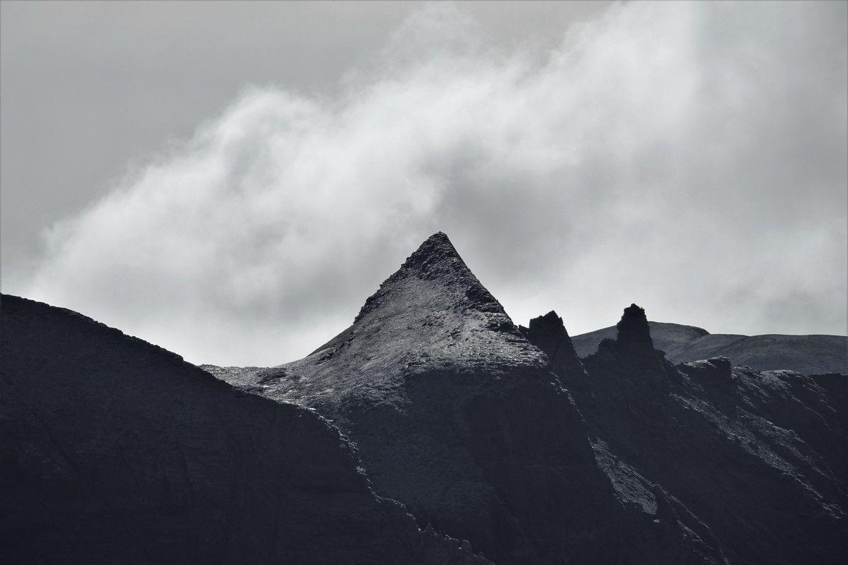 Pointe du Lamet, Pointe de la Haie, Baracon des Chamois