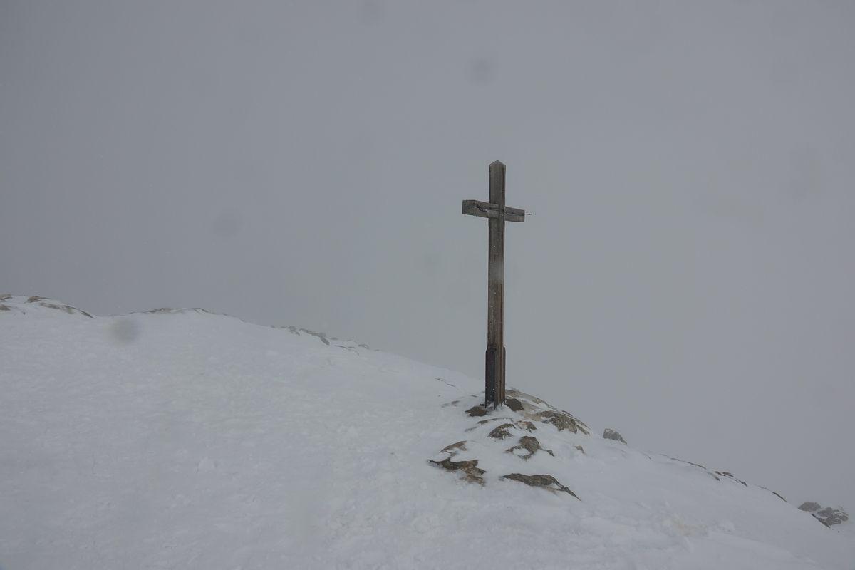 La Croix de Chamrousse