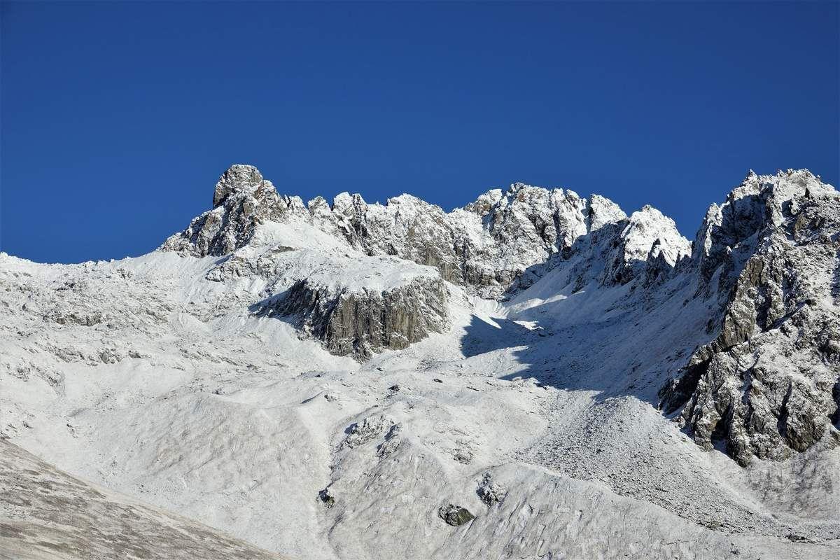 L'Homme de Beurre et Côte 2610m
