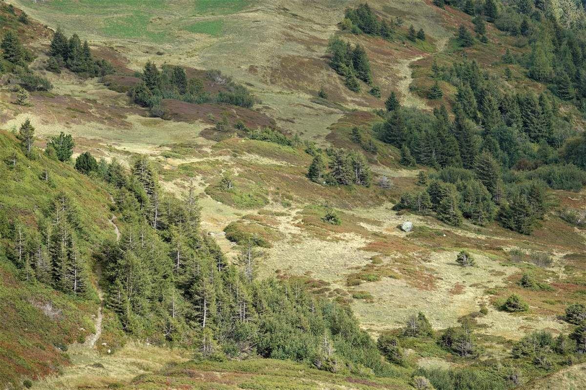 Pointe de Rognier et le Chapotet