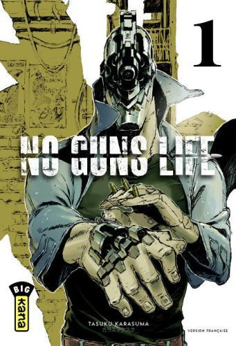 No Guns Life, vol. 1 et 2, de Tasuku Karasuma