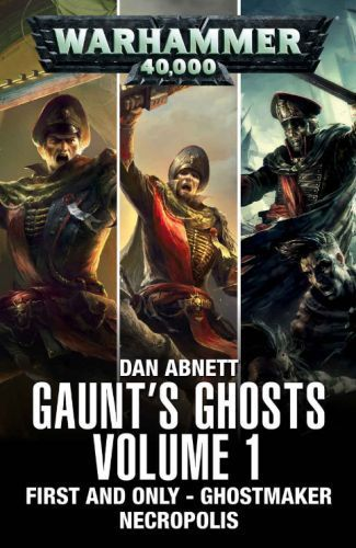 First and Only, de Dan Abnett