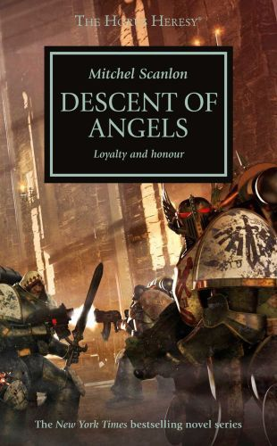 Descent of Angels, de Mitchel Scanlon