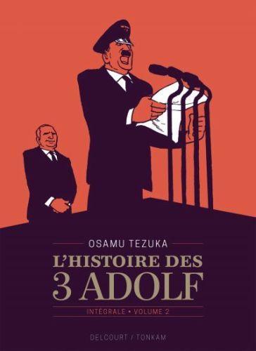 L'Histoire des 3 Adolf – intégrale, d'Osamu Tezuka