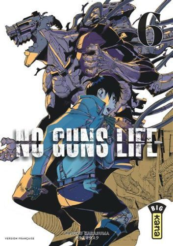 No Guns Life, vol. 6, de Tasuku Karasuma
