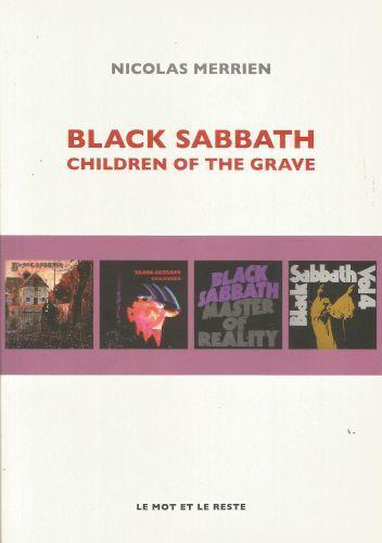 Black Sabbath – Children of the Grave, de Nicolas Merrien