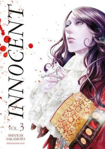 Innocent, vol. 2 et 3, de Shin'ichi Sakamoto