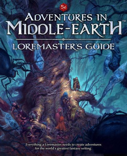 Adventures in Middle-Earth : Loremaster's Guide