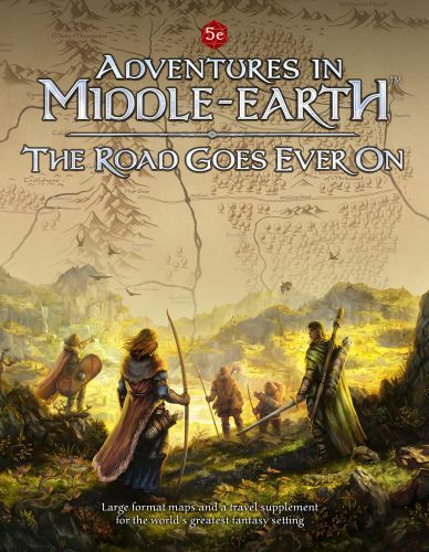 Adventures in Middle-Earth : The Road Goes Ever On