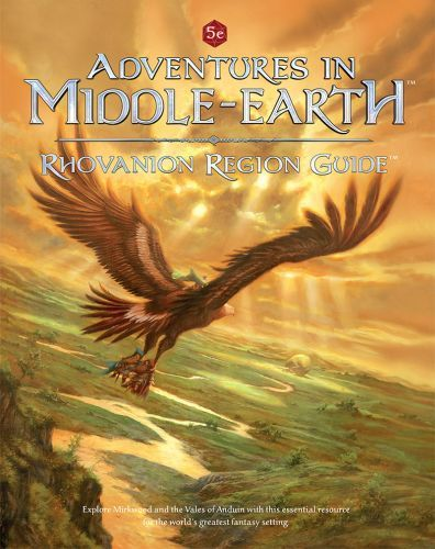 Adventures in Middle-Earth : Rhovanion Region Guide