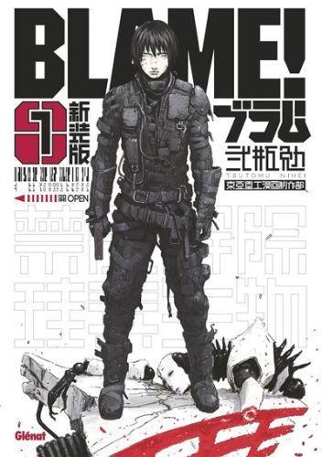 Blame! Deluxe, t. 1, de Tsutomu Nihei
