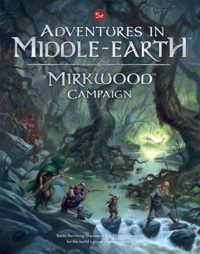 Adventures in Middle-Earth : Mirkwood Campaign