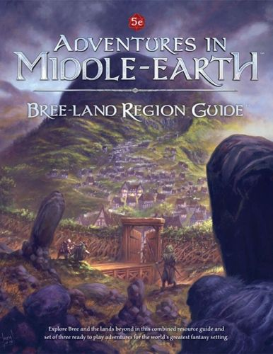 Adventures in Middle-Earth : Bree-Land Region Guide