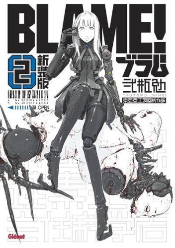 Blame! Deluxe, t. 2, de Tsutomu Nihei