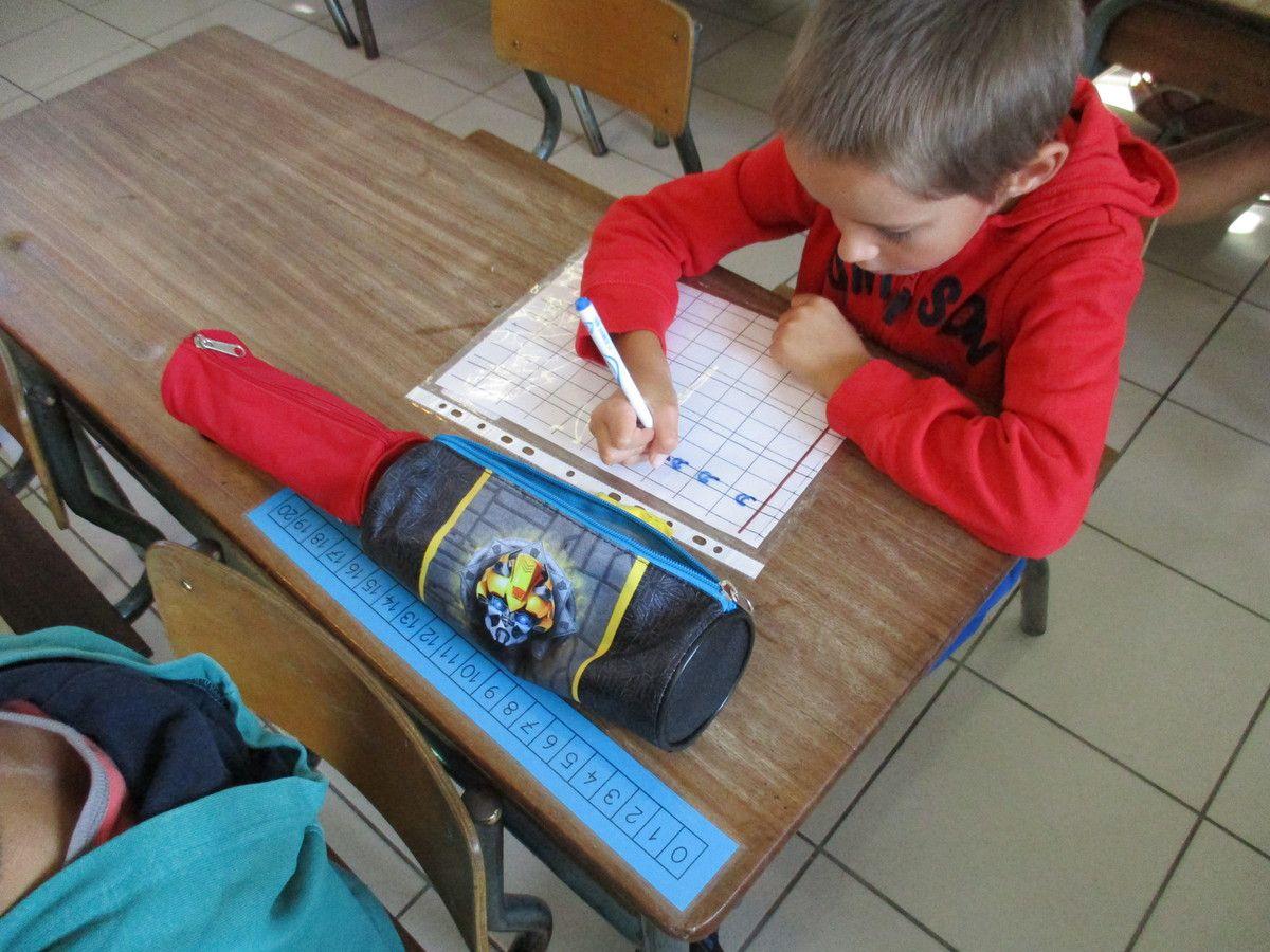Lecture écriture en CP