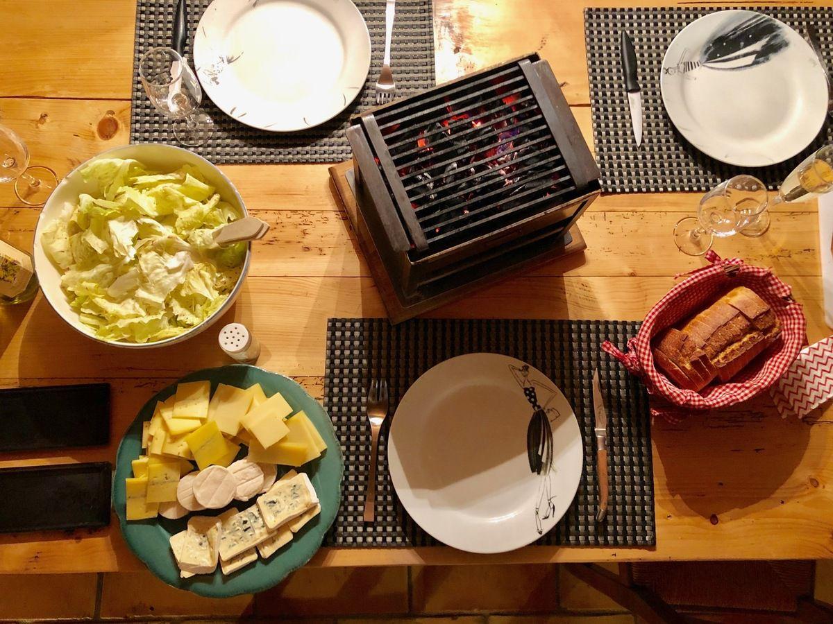 La farandole des fromages