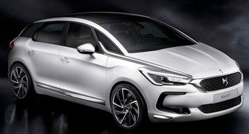 DS 5 THP 210 Sport Chic (2016).