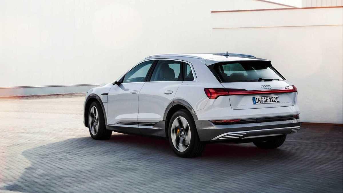 Essai Audi e-tron 50 Quattro