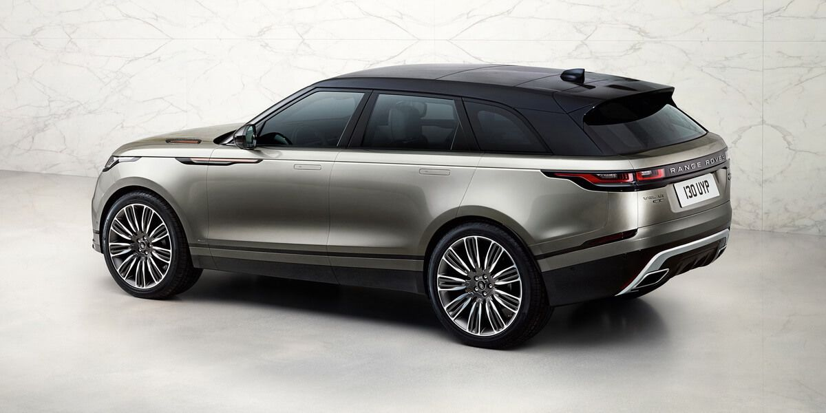 Essais du Land Rover Range Rover Velar D240 (2020)