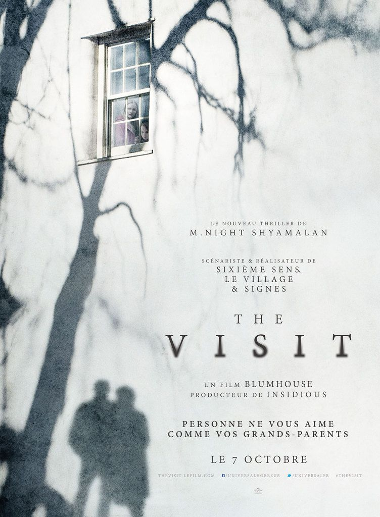 Asphalte, Fatima, Sicario, The Visit / Revue de films