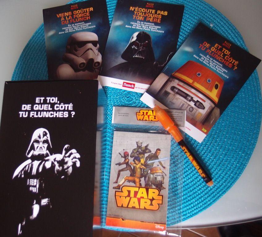 Les 10 ans de mon blog eclipsés par la sortie de Star Wars 7 ! Et vice-versa !