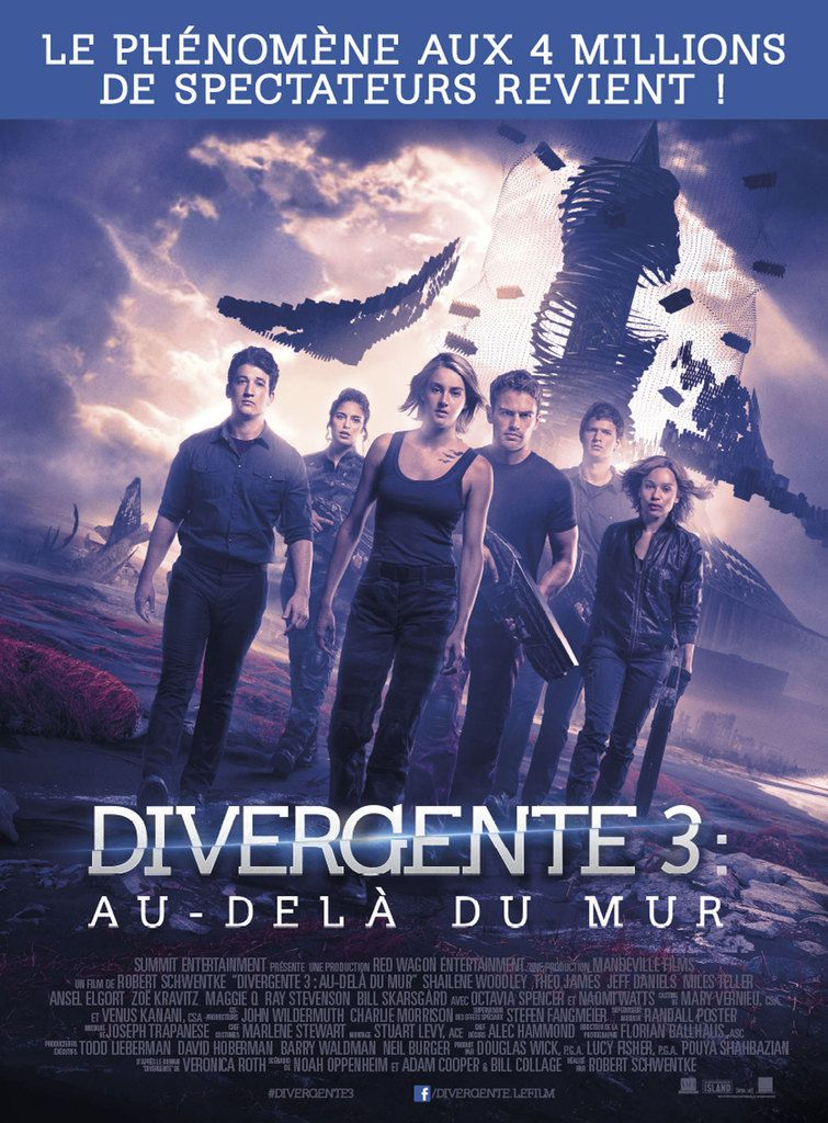 Room, The Revenant, The Assassin, Divergente 3, Brooklyn / Revue de films