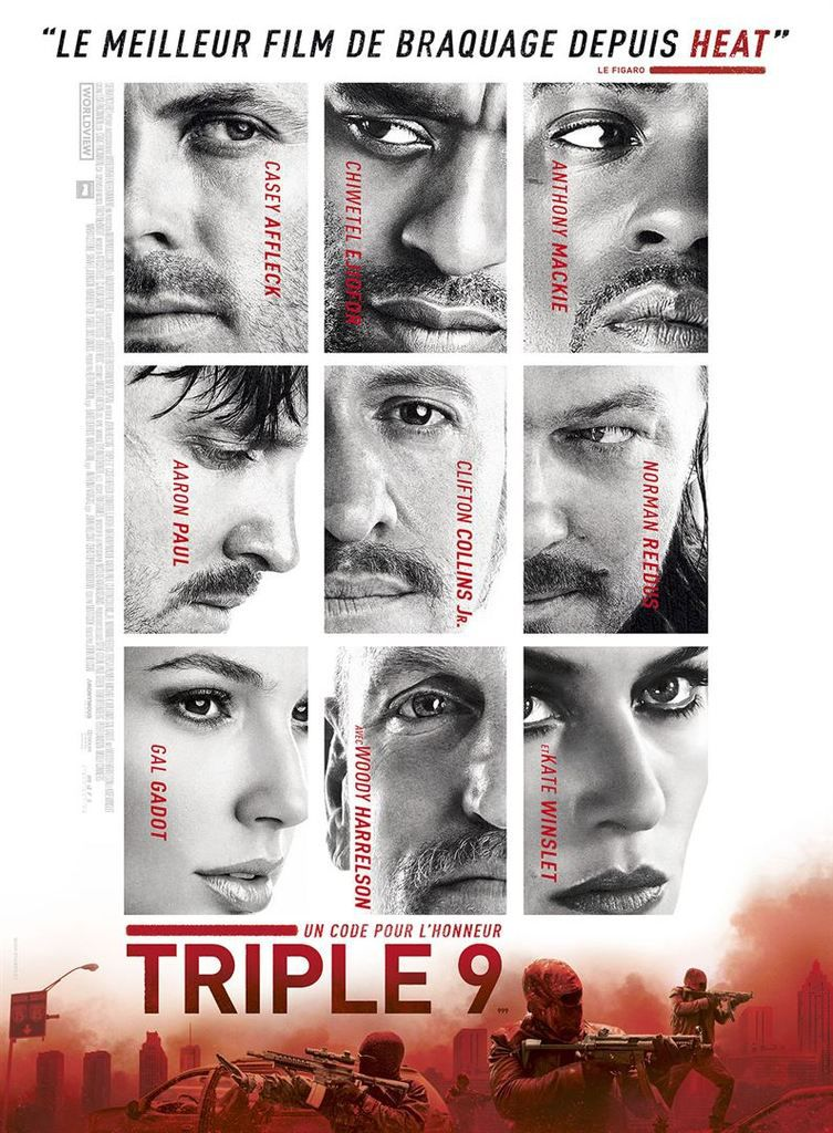 Quand on a 17 ans, Triple 9, Rosalie Blum, Midnight Special, Keeper, Un monstre à mille têtes, Five / Revue de films