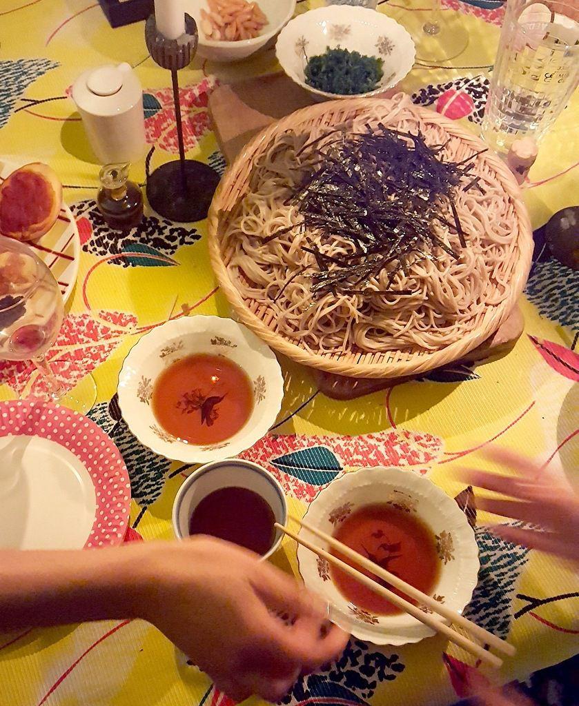Soirée du 31 avec une tradition japonaise, le Toshikoshi Soba