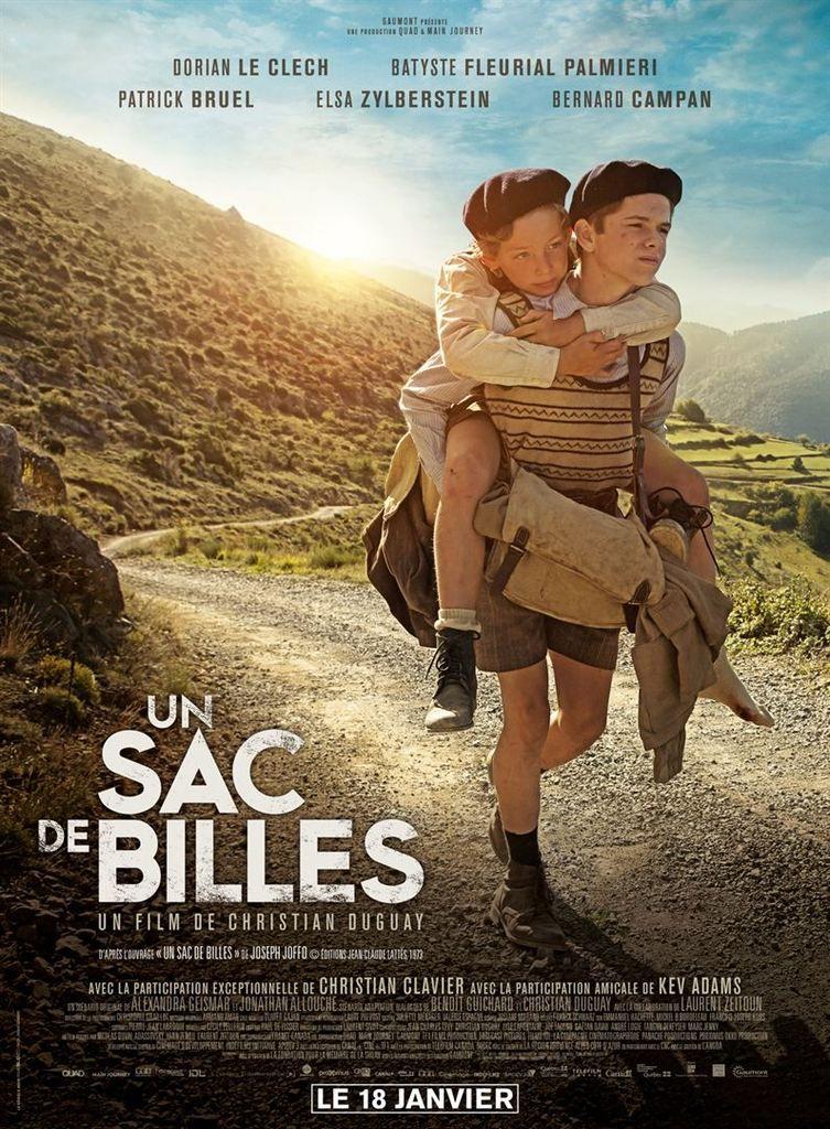 Sorties cinéma enfant / Janvier 2017