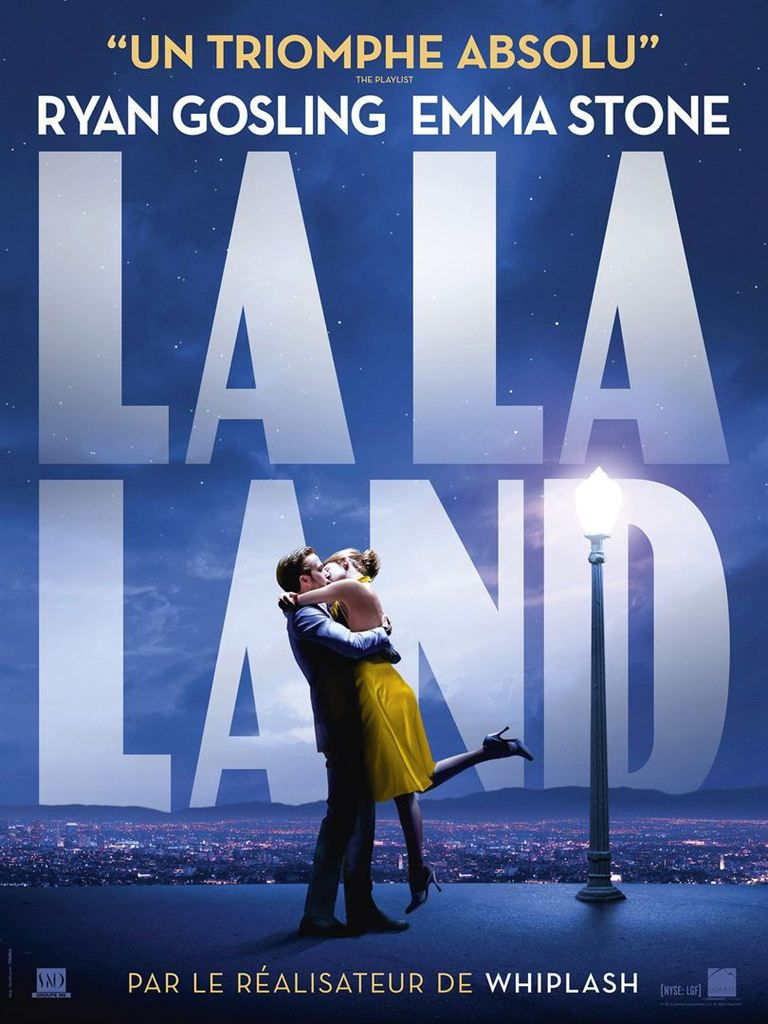 Loving, Moonlight, La La Land / Revue de Films
