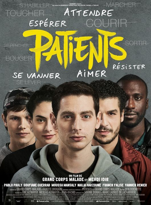 Patients, Mr et Mme Adelman, Noces / Revue de films