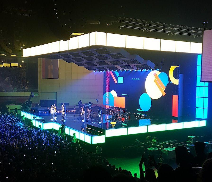 Bruno Mars / 24K Magic World Tour / Concert de Lisbonne / 4 avril