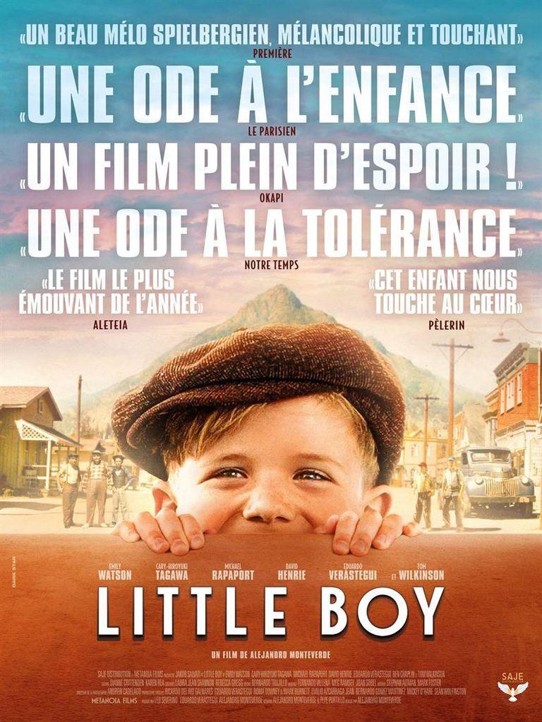 Sorties cinéma enfant / Mai 2017
