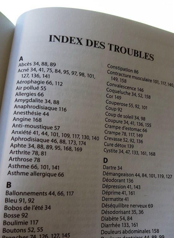 Le guide de poche d'Aromathérapie pour découvrir les huiles essentielles