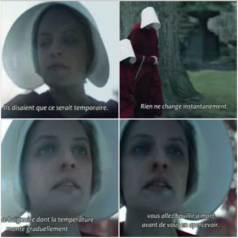 Season finale / The Handmaid's Tale / S1