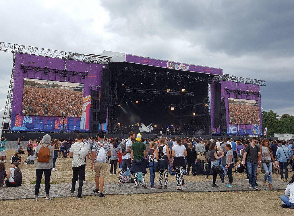 Mon premier festival Lollapalooza Paris / Report 22 juillet 2017