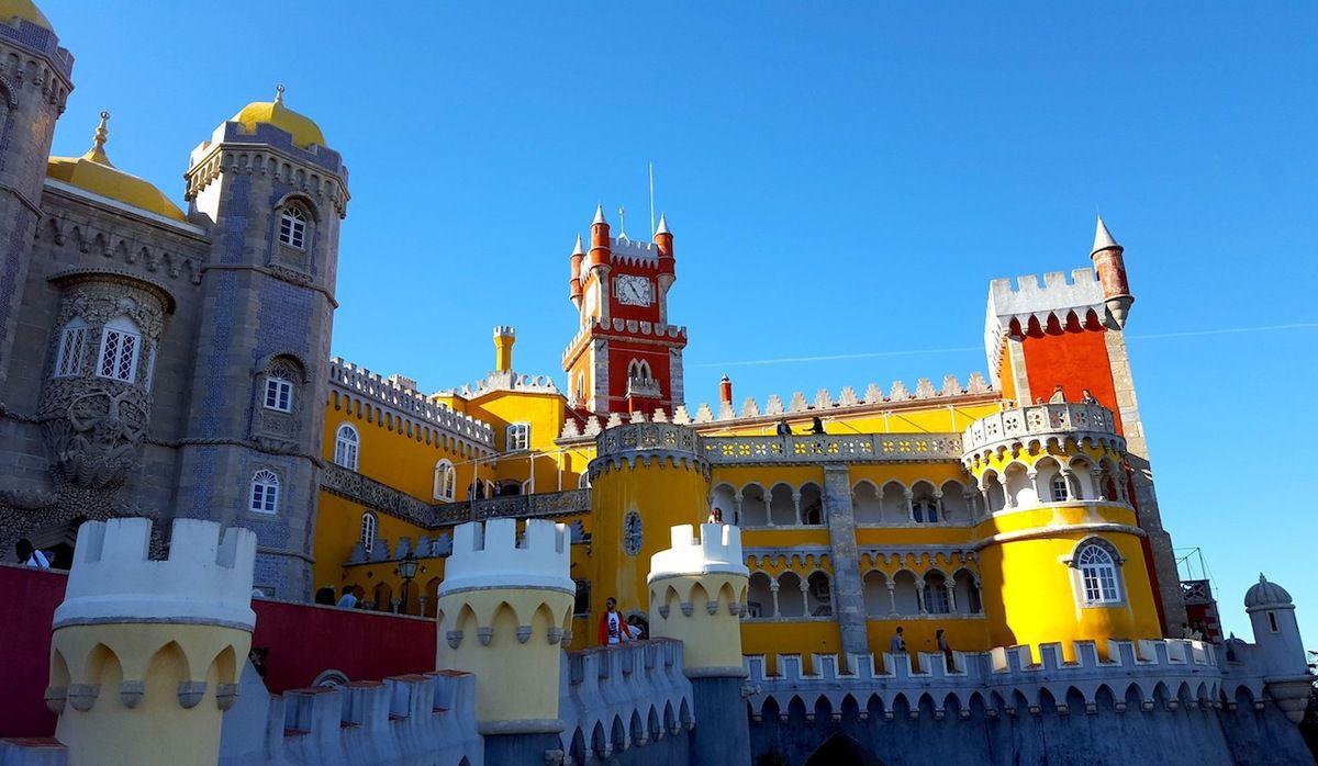 Les Palais de Sintra / Palacio da Pena