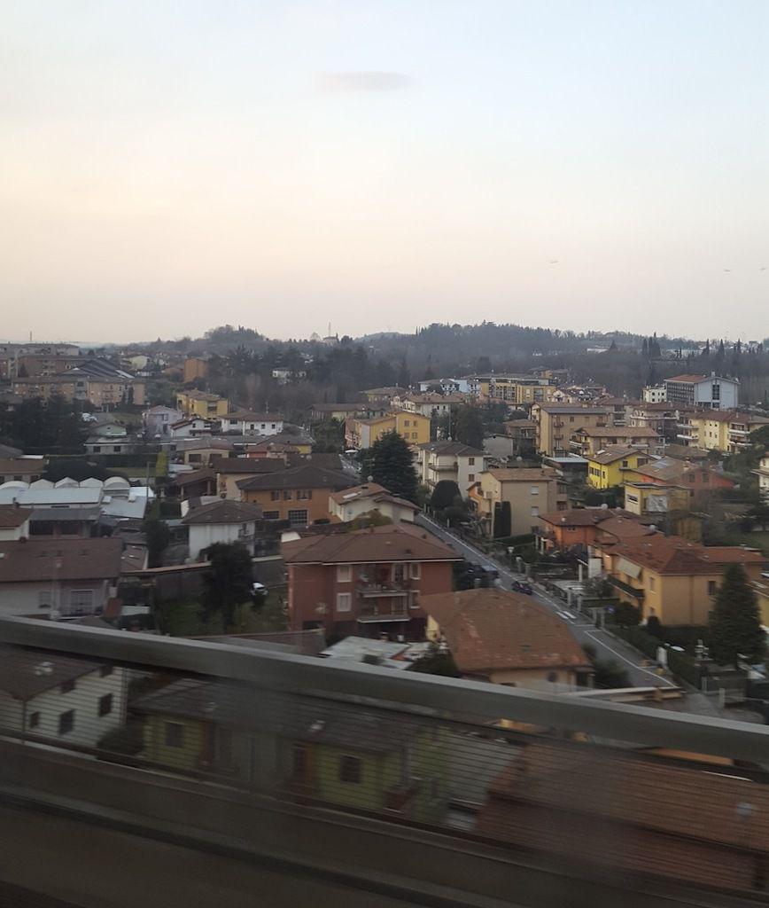Mon voyage en train de nuit Thello pour Venise