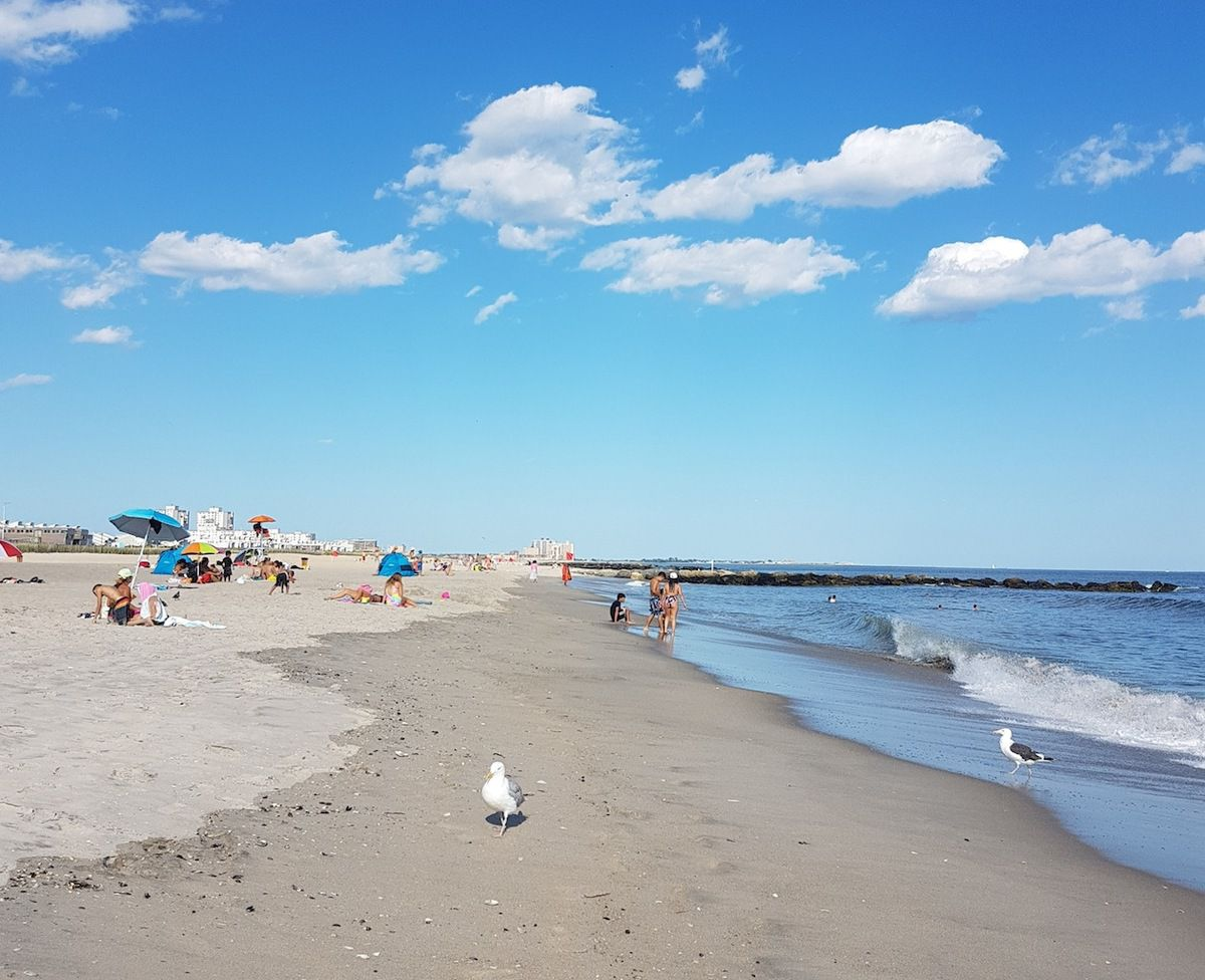 Rockaway beach / New York City - Carnets de voyage 1