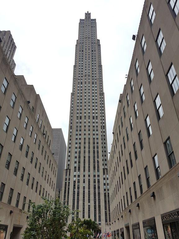 Prendre de la hauteur - New-York City / Carnets de voyage 3