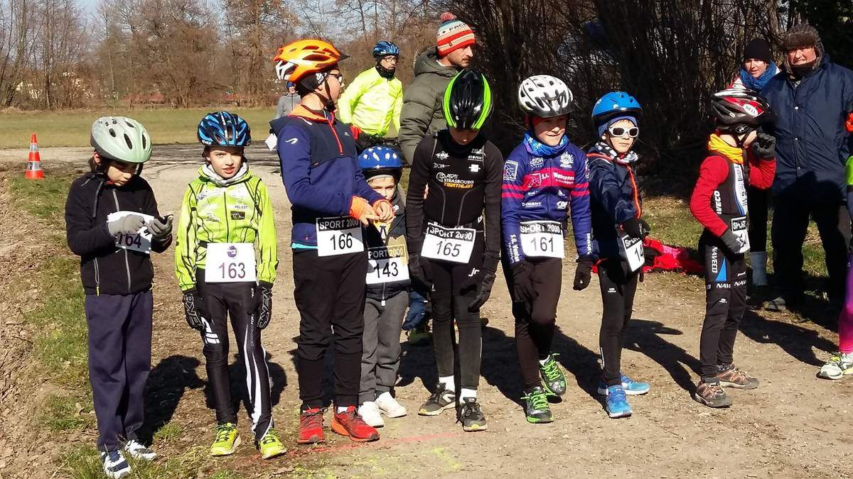 Bike and run d'Osthouse 2018